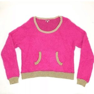 Juicy Couture Fuzzy Sweater